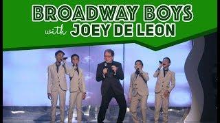 "Video Broadway Boys with ""Henyo Master"" Joey De Leon   June 2, 2018 MP3, 3GP, MP4, WEBM, AVI, FLV Desember 2018"