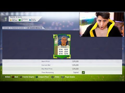 BEST SNIPING IN THE HISTORY OF FIFA!!