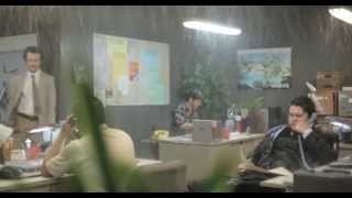 Nonton Wrong (2012) - Raining Office Scene Film Subtitle Indonesia Streaming Movie Download