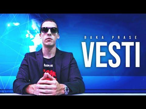 BAKAPRASE - VESTI (Official Video)