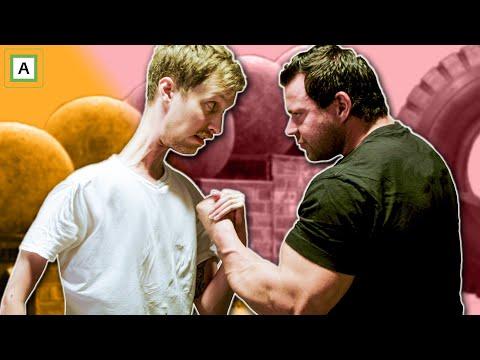 Trener og spiser som Norges sterkeste mann
