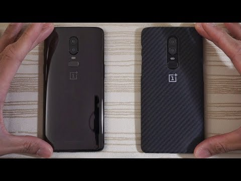 OnePlus 6 6GB RAM vs 8GB RAM - Speed Test!