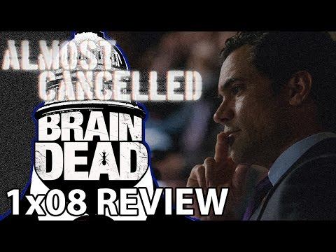 BrainDead Season 1 Episode 8 'The Path to War Part One' Review