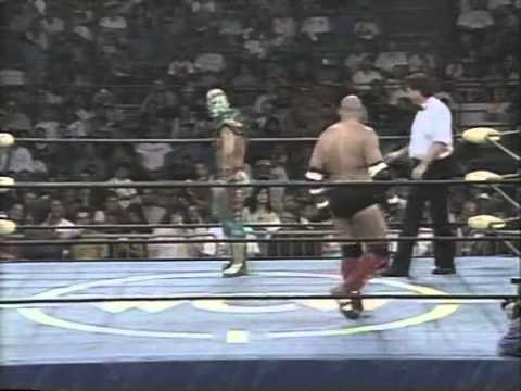 08.15.1996 - Ultimate Dragon vs Konnan - WCW Clash of the Champions XXXII