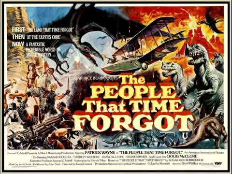 The People That Time Forgot Radio Spot (1977)