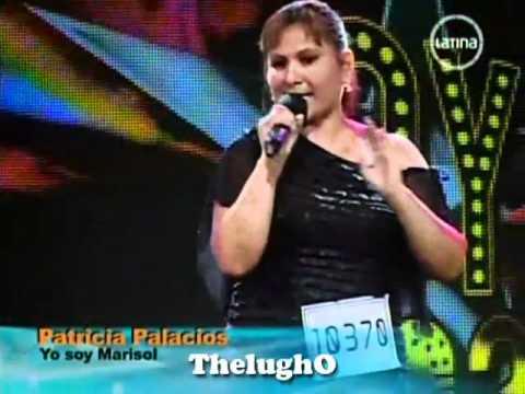 Yo Soy Marisol ( Casting ) 15/06/2012 - Yo Soy [ 2 da Temporada ] (видео)