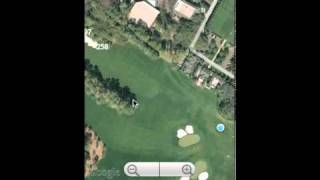 Skydroid - Golf GPS Scorecard YouTube video