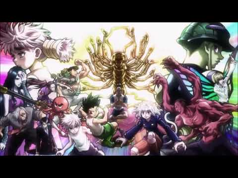 Hyouri Ittai -   Hunter × Hunter 2011 ED 5 - Female Version