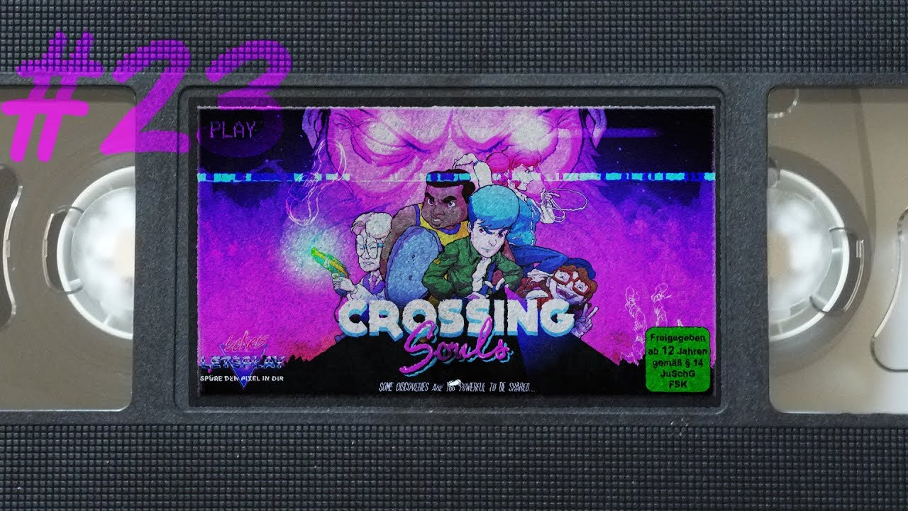 23 - Riesige Roboter - Let's Play Crossing Souls