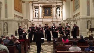 Concert in NYC Celebrating the 175 Anniversary of Notre Dame