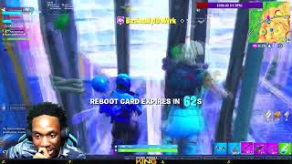 NERVOUS First time Playing with BasicallyIdowork, CourageJD, Jordan Fisher, & Mrbee