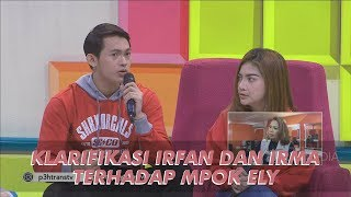 Video P3H - Klarifikasi Irfan dan Irma Terkait Perseteruannya dengan Ely Sugigi (17/6/19) Part 1 MP3, 3GP, MP4, WEBM, AVI, FLV Juni 2019