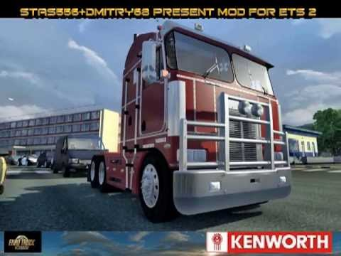 Kenworth k100 Update 2