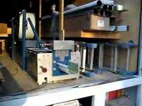 seamless gutter machine