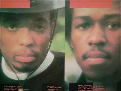 WHODINI     -    MAGIC 'S   WAND