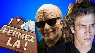 Video Pourquoi La prélogie est ratée - FERMEZ LA [Le mois Star Wars] MP3, 3GP, MP4, WEBM, AVI, FLV Agustus 2018