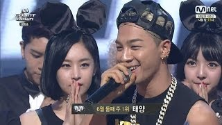 Copyrightⓒ2014 MNET Media Corp. & YG Entertainment Inc. All rights reserved TAEYANG - 눈,코,입(EYES,NOSE,LIPS) M/V...