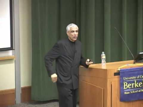 Vinod Khosla auf 'Die Innovation Ecosystem ' - Haas School