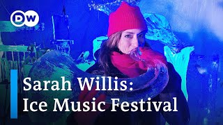 Ice Music Festival in Norway   Sarah's Music