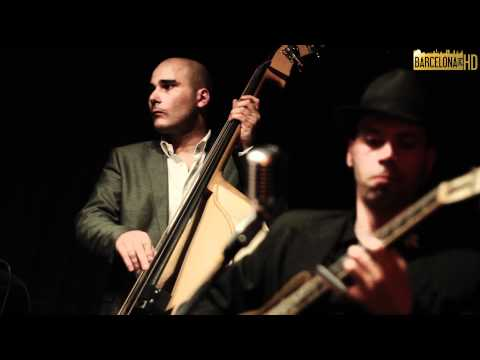 Jam sessions de jazz manouche en el Barcelona Pipa Club
