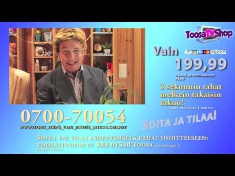 ToosaTV-traileri 24.1.2013: Vain elämää tekijä: Telia Finland
