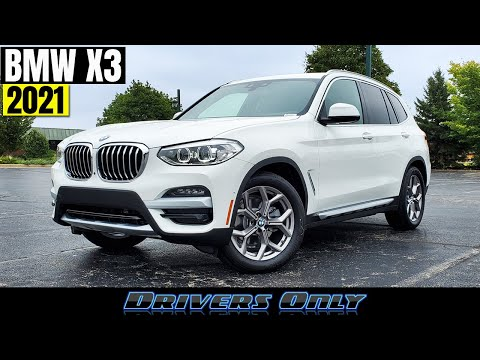 2021 BMW X3 - Small Tweaks Make a Big Difference