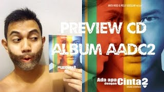 Full Album Soundtrack Film Ada Apa Dengan Cinta 2 ( AADC2 ) - Melly Goeslaw (Preview)