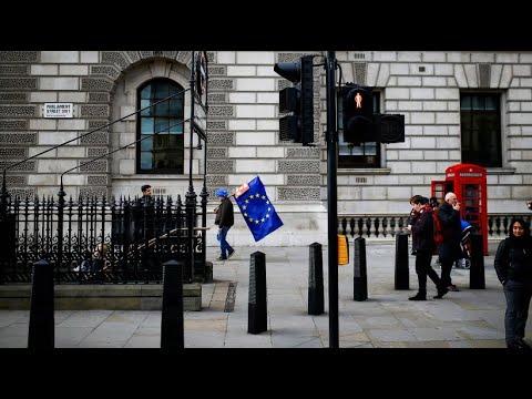 Großbritannien: Brexit- Chaos macht britischer Wirtschaft zu schaffen