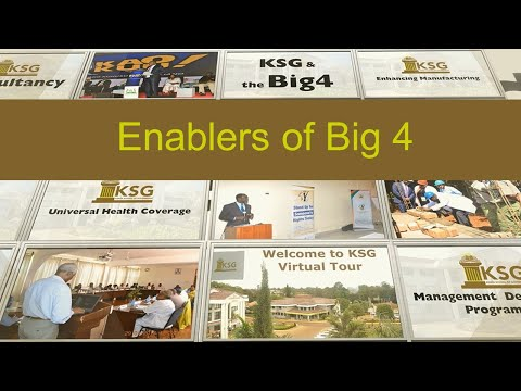 Enablers of Big Four
