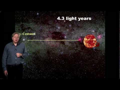 Brian Schmidt: Die Beschleunigung des Universums - Vizekanzler's Vortragsreihe