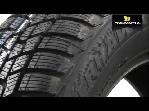 Youtube Firestone Winterhawk 2 EVO 205/60 R16 92 H Zimní