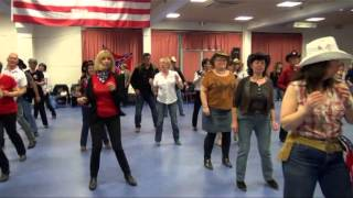 Caissargues France  city photos : DANCE COUNTRY CAISSARGUES & Annie CORTHESY - FRANCE -