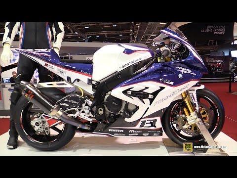 Bmw moto s1000rr hp4 снимок