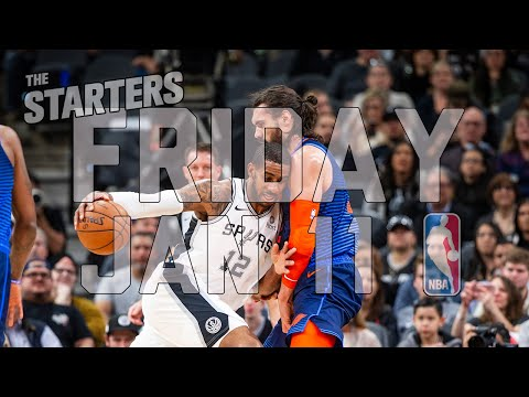 Video: NBA Daily Show: Jan. 11 - The Starters