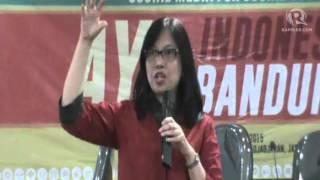 Uni Lubis berbagi tentang perkembangan media terkini di Indonesia