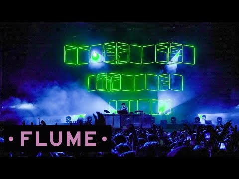 Flume - Never Be Like You Feat. Kai [Front Row]