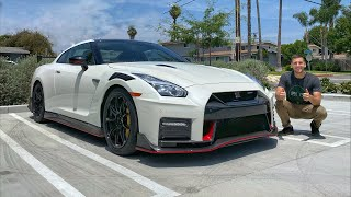 2020 Nissan GT-R Nismo Q&A (Live) by MilesPerHr
