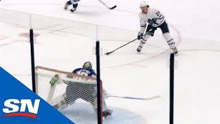 Kasperi Kapanen Picks Off Nikita Kucherov's Brutal Pass Then Beats Vasilevskiy by Sportsnet Canada