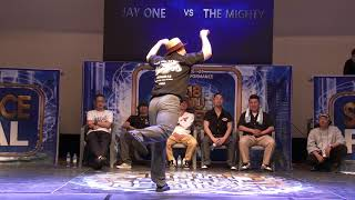 J.One vs The Mighty – 2018 JINJU SDF POPPING SIDE FINAL