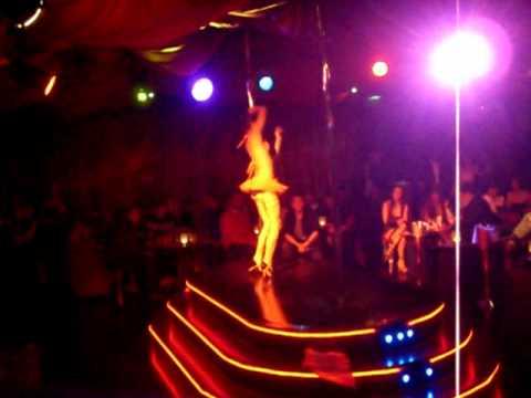 Эротические танцы онлайн - падение