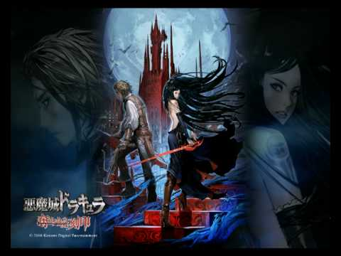Castevania: Order of Ecclesia ost 27- Lament to the Master