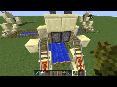 Animal Breeding Machine (Tutorial) Minecraft