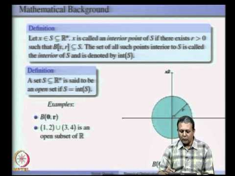 Mod-02 Lec-03 Mathematischer Hintergrund (Forts.)