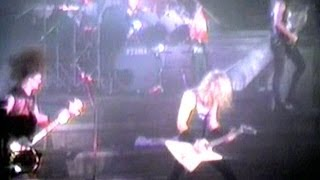 Lillestrom Norway  City new picture : Metallica - Lillestrøm, Norway [1988.10.18] Full Concert