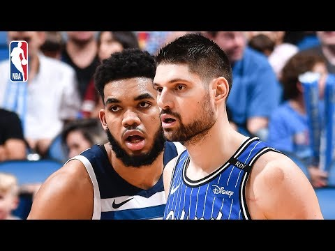 Video: Full Game Recap: Timberwolves vs Magic | Ross Scores Season-High 32