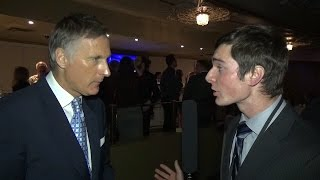 Interview with Maxime Bernier