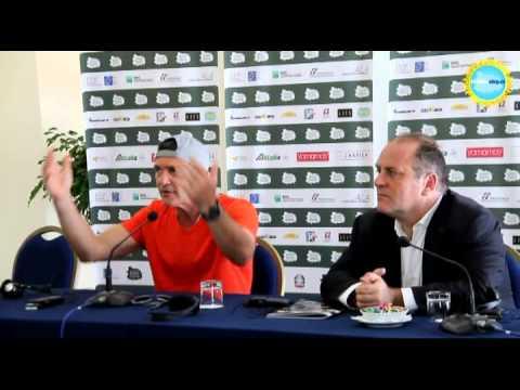 Antonio Banderas all'Ischia Global