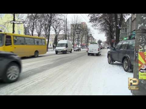 На Рівненщині велика кількість обморожених [ВІДЕО]