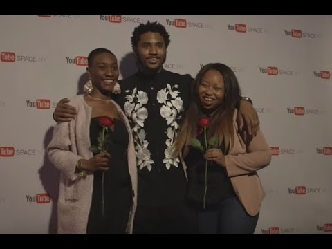 Trey Songz – Tremaine The Playboy (YouTube Space NY) [Valentine's Day Event]