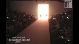 Mercedes-Benz Fashion Week México P/V 2014 | Desfile Alejandro Carlín | Www.ModaenlaCiudad.com